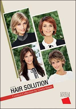 Hair Solutions Comfort Collection - Gisela Mayer European Vision 3000 Natural Hair Collection