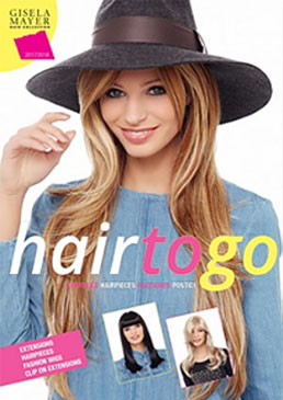 Hair to Go - Gisela Mayer European GM Hair to Go Wigs Hairpieces