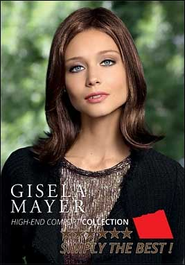 Gisela Mayer Medical Wigs Hair Replacement