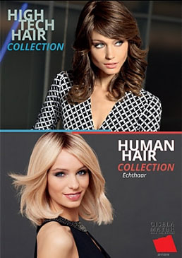 Hi Tech / Human Hair Collection - Gisela Mayer European GM High Tech Human Hair Collection