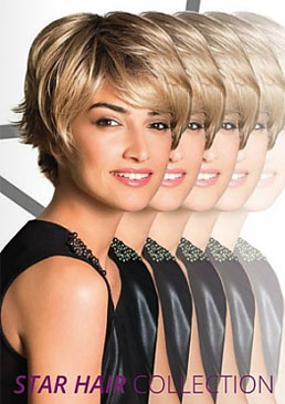 Gisela Mayer Star Wigs Collection